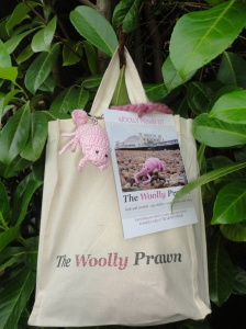 the woolly prawn kit