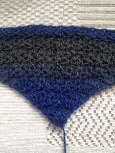 Middleton shawl